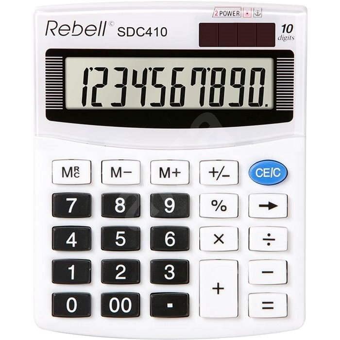 REBELL SDC 410 - Kalkulačka