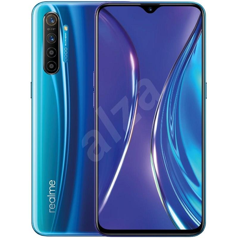 Realme X2 DualSIM 128GB modrá - Mobilní telefon