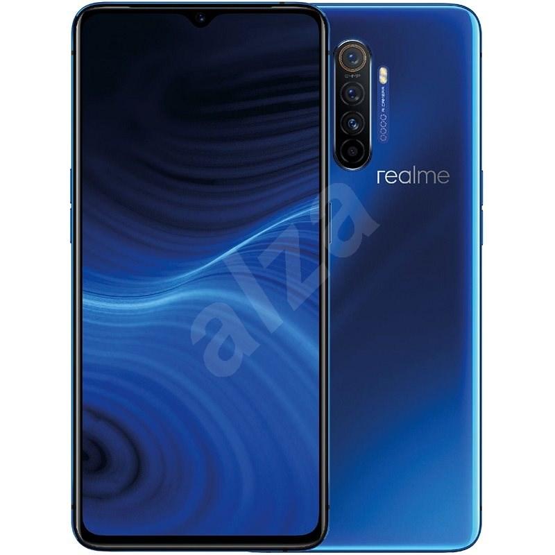 Realme X2 PRO DualSIM 128GB modrá - Mobilní telefon