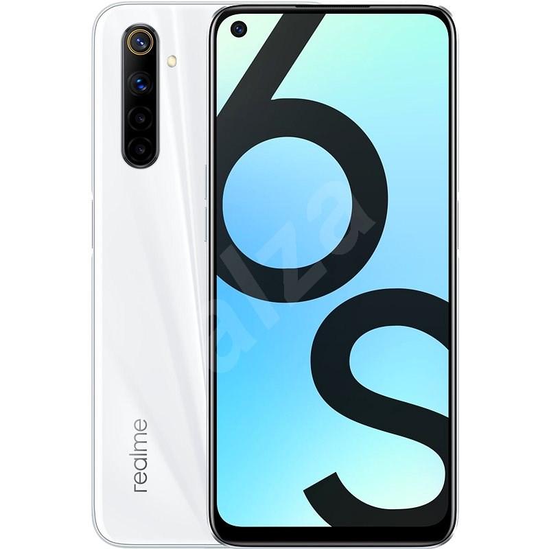 Realme 6s DualSIM bílá - Mobilní telefon