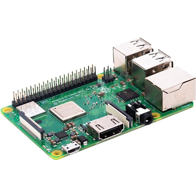 RASPBERRY Pi 3 Model B+ - Mini počítač