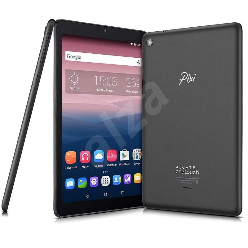 ALCATEL ONETOUCH PIXI 3 (10) WIFI Volcano Black - Tablet