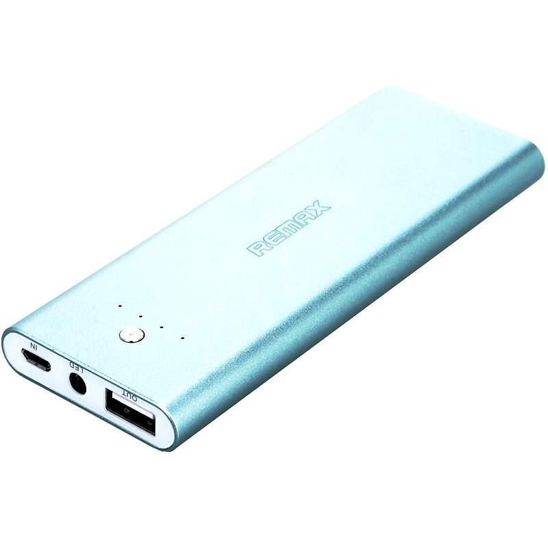 REMAX AA-815 5000mAh Blue - Powerbanka