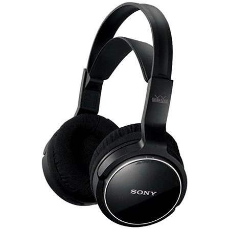 Sony MDR-RF810RK černá - Sluchátka