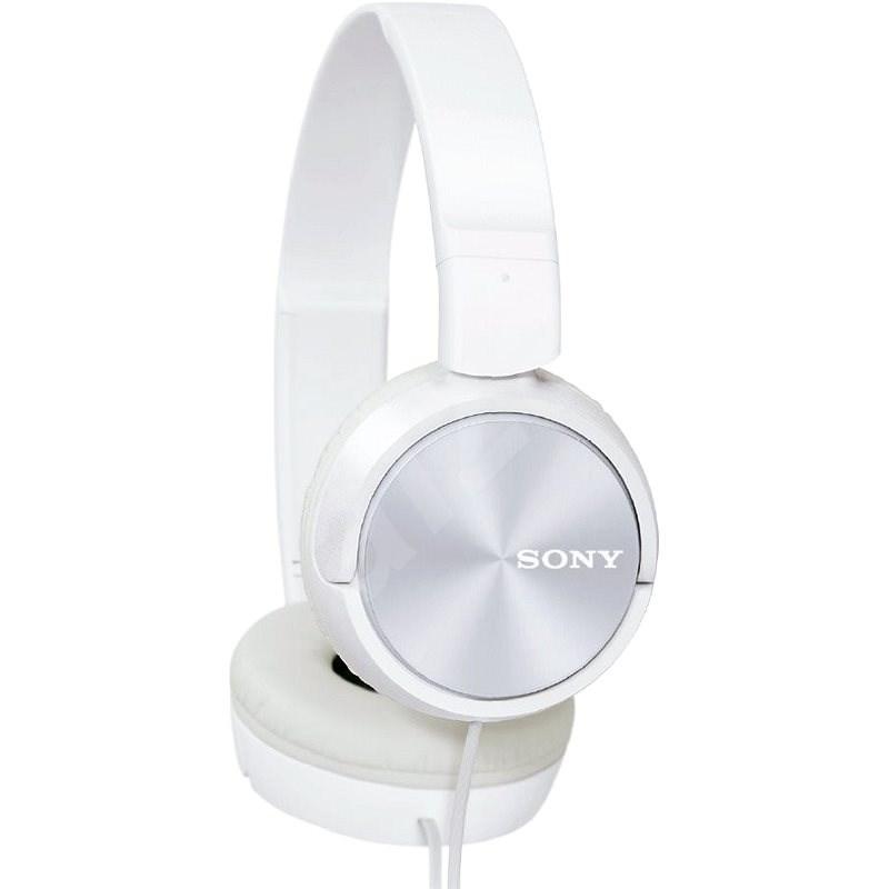 Sony MDR-ZX310 bílá - Sluchátka