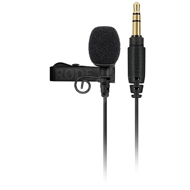 RODE Lavalier GO Black - Mikrofon