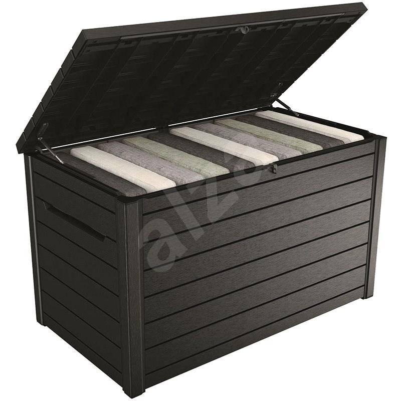 KETER ONTARIO BOX 870 L grafit - Úložný box