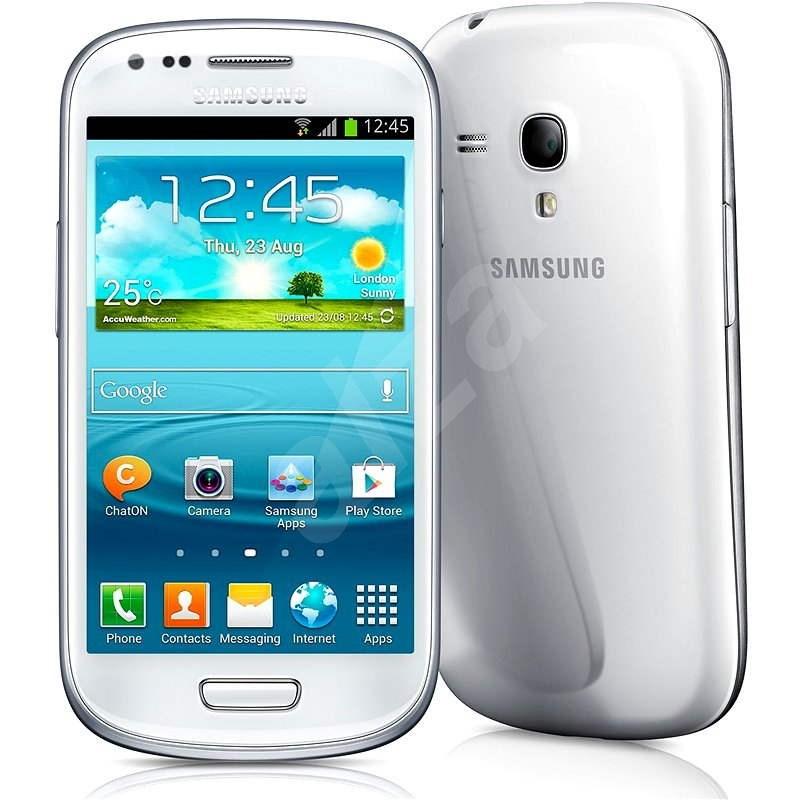 Samsung Galaxy S III Mini (GT-I8190) White - Mobilní telefon