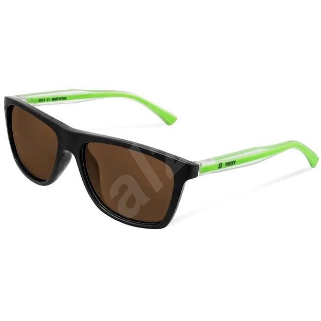 Delphin Polarizační brýle Delphin SG Twist Hnědá skla - Cyklistické brýle
