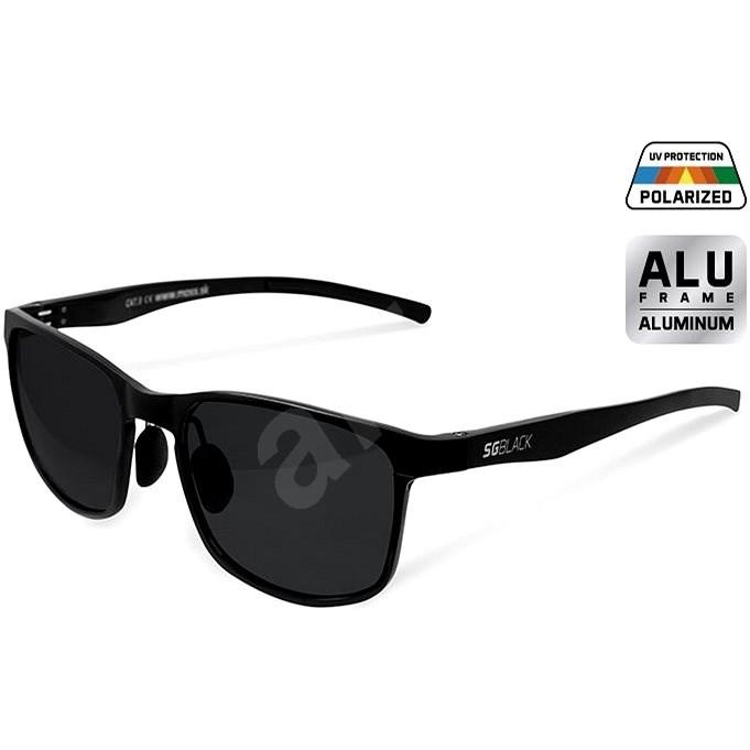 Delphin Polarizační brýle SG Black Černá skla - Cyklistické brýle