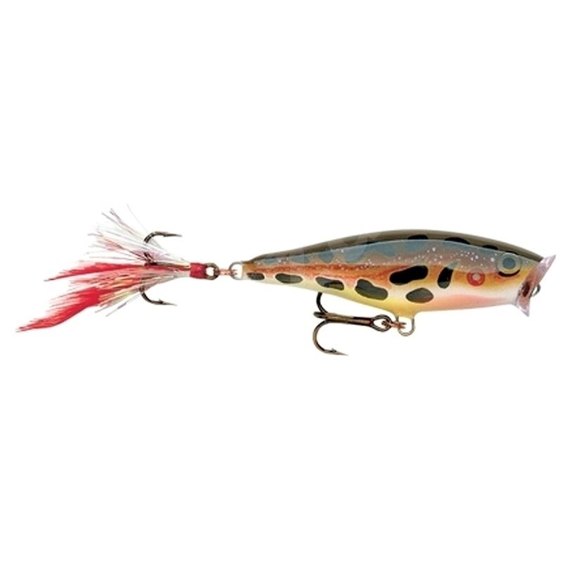 Rapala Skitter Pop 7cm 7g Frog - Wobler