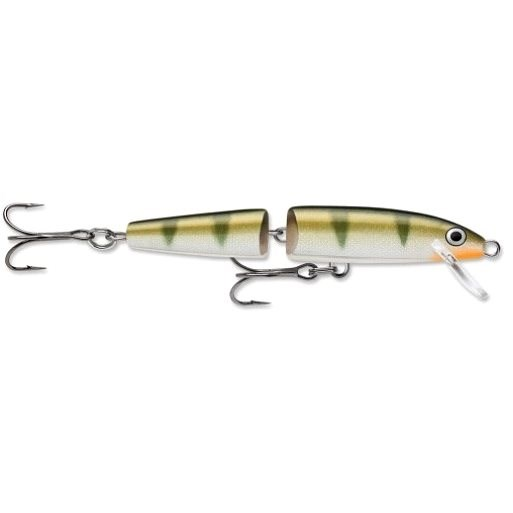 Rapala Jointed Floating 11cm 9g Yellow Perch - Wobler