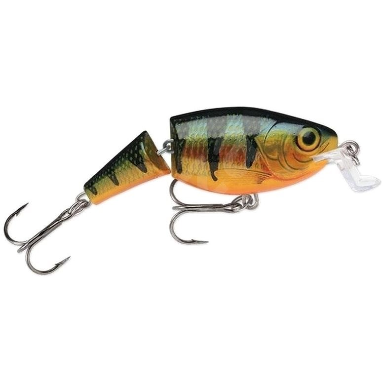 Rapala Jointed Shallow Shad Rap 5cm 7g Perch - Wobler