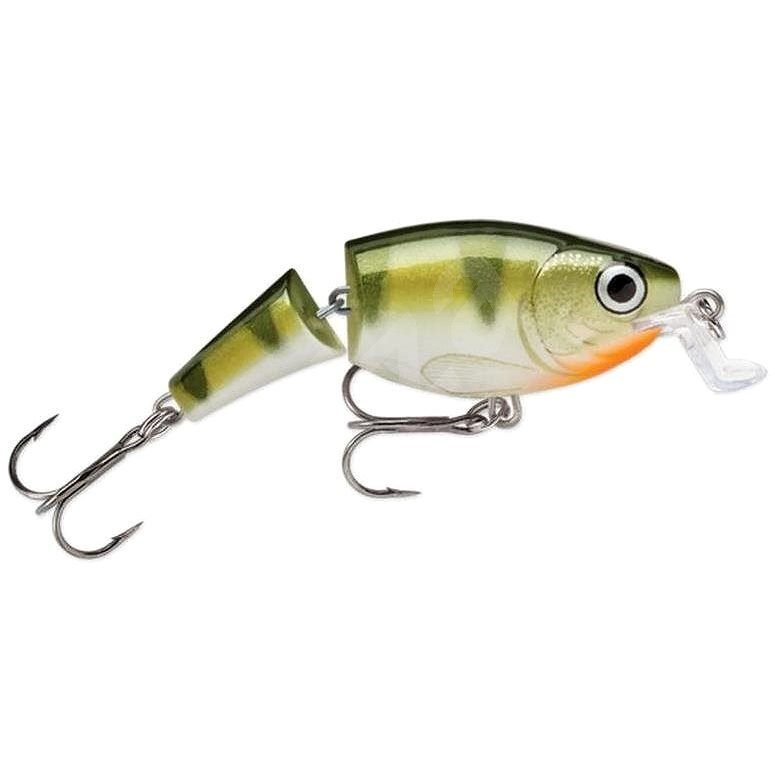 Rapala Jointed Shallow Shad Rap 5cm 7g Firetiger - Wobler
