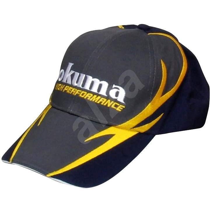 Okuma Street Cap Grey - Kšiltovka