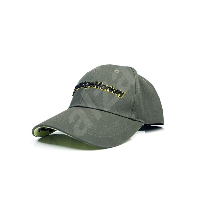 RidgeMonkey 'The General' Baseball Cap Green - Kšiltovka