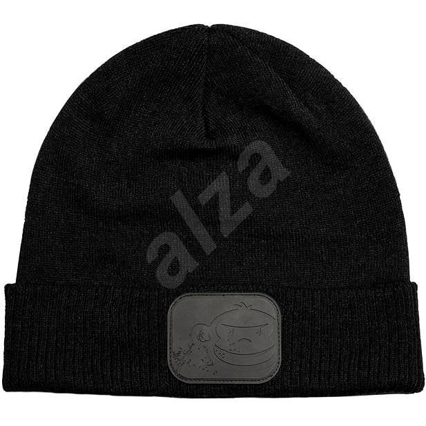 RidgeMonkey APEarel Dropback Beanie Hat Black - Čepice