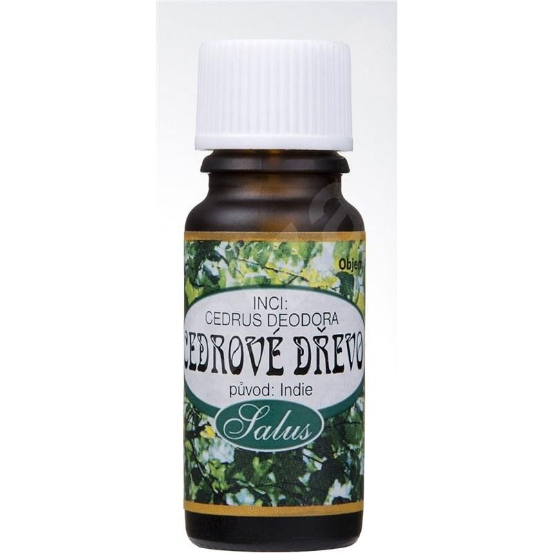 Saloos 100% přírodní esenciální olej Cedrové dřevo 10 ml - Esenciální olej