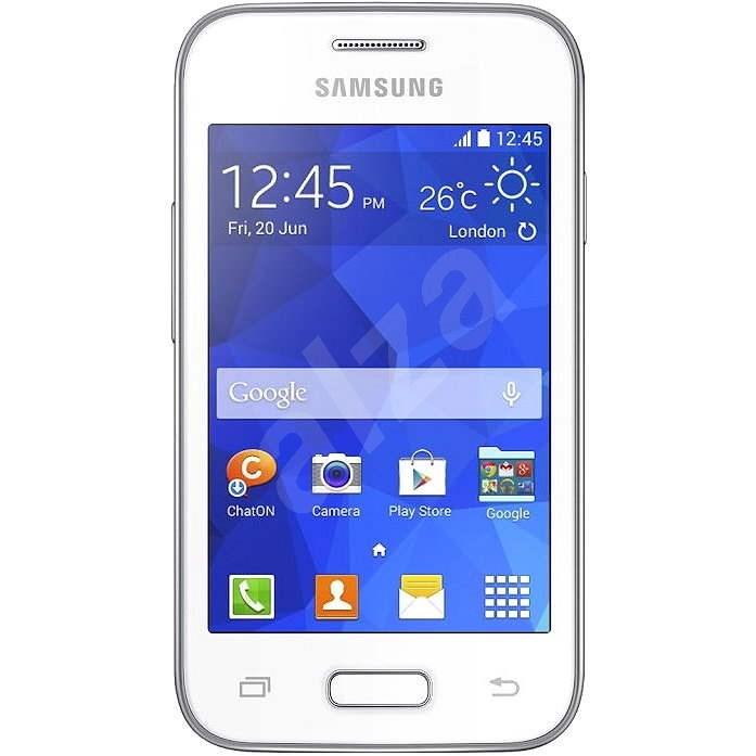 Samsung Galaxy Young 2 (SM-G130) White - Mobilní telefon