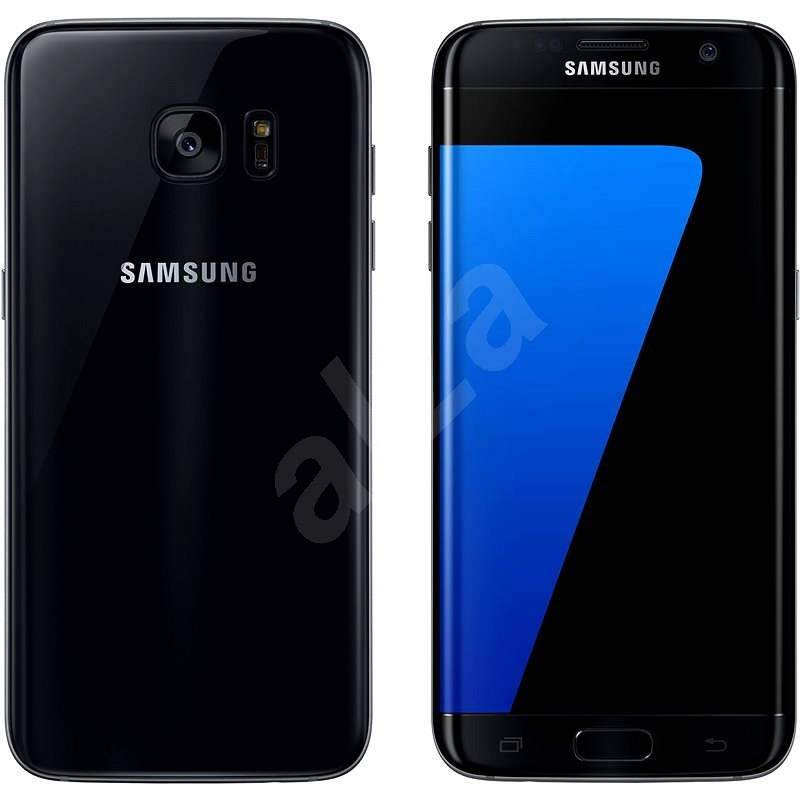 Samsung Galaxy S7 edge černý - Mobilní telefon