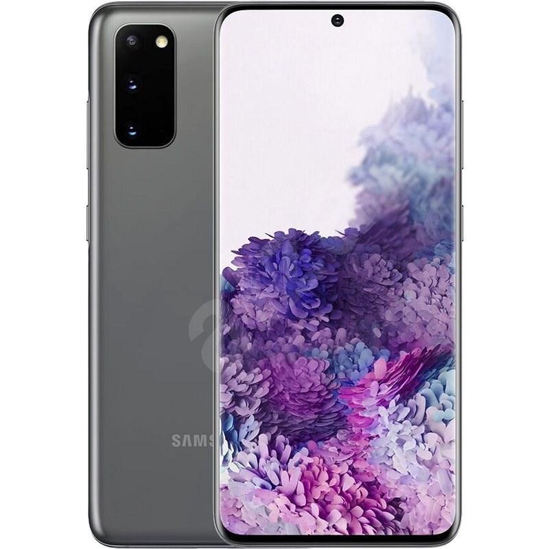 Samsung Galaxy S20 šedá - Mobilní telefon