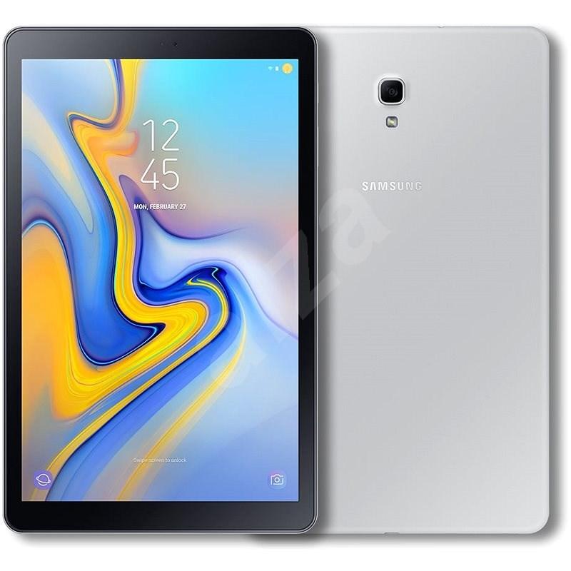 Samsung Galaxy Tab A 10.5 WiFi 32GB šedý - Tablet