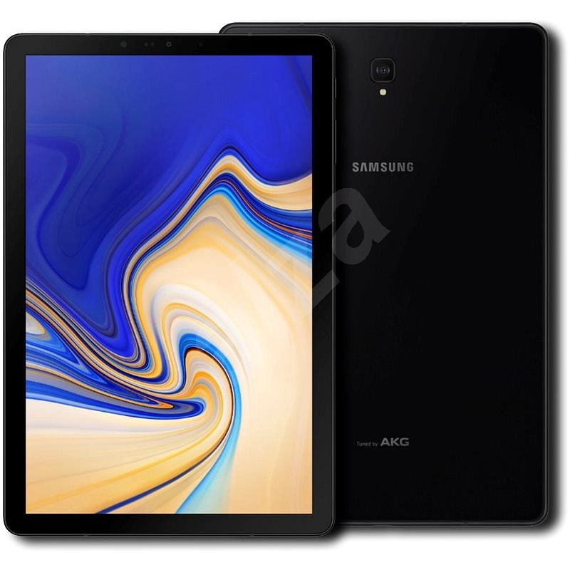 Samsung Galaxy Tab S4 10.5 LTE černý - Tablet