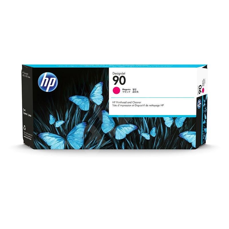 HP C5056A č. 90 purpurová - Cartridge