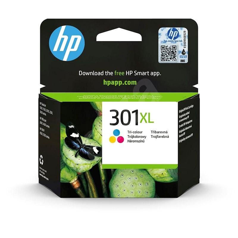 HP CH564EE č. 301XL barevná - Cartridge