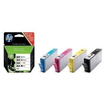 HP SD534EE č. 364 - Cartridge