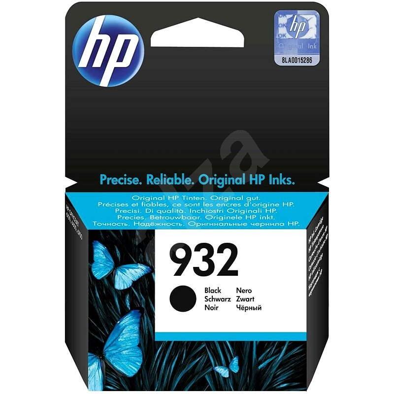 HP CN057AE č. 932 černá - Cartridge