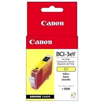 Canon BCI-3eY žlutá - Cartridge