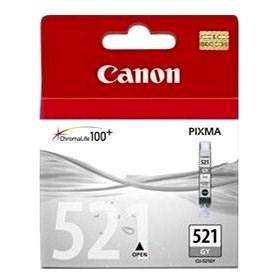 Canon CLI-521GY šedá - Cartridge