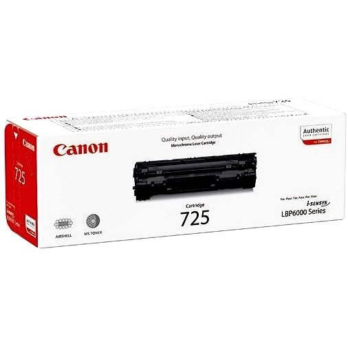 Toner Canon CRG-725 černý - Toner