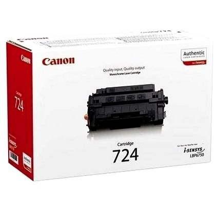 Canon CRG-724 černý - Toner