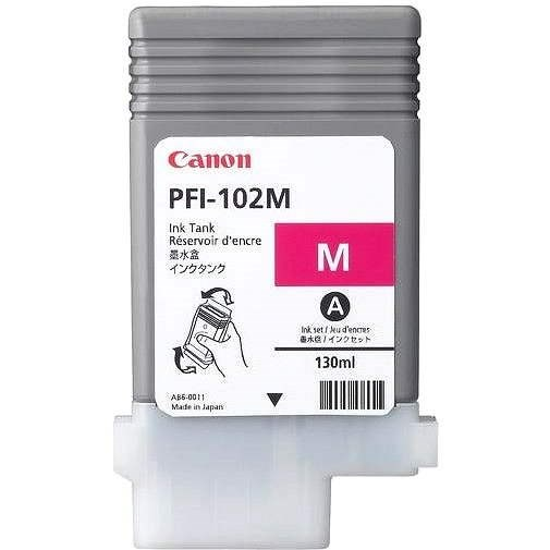 Canon PFI-102M purpurová - Cartridge
