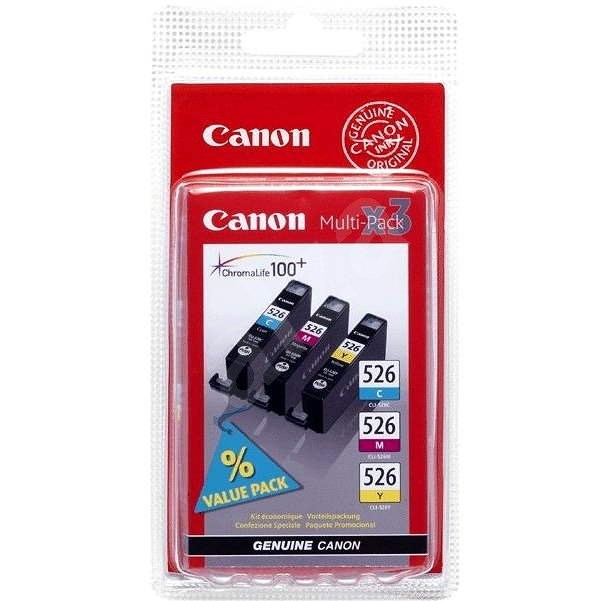 Canon CLI-526 Multipack - Cartridge