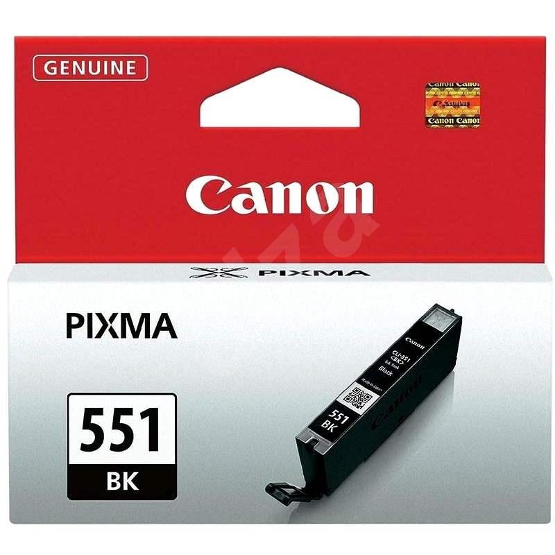 Canon CLI-551BK černá - Cartridge