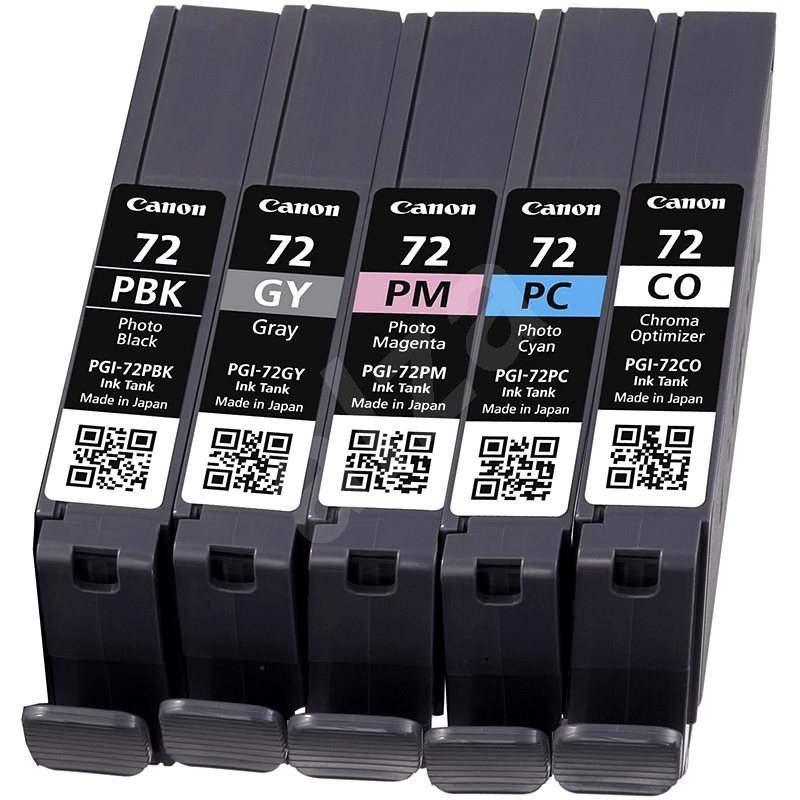 Canon PGI-72 PBK/GY/ PM/ PC/CO  Multipack - Cartridge
