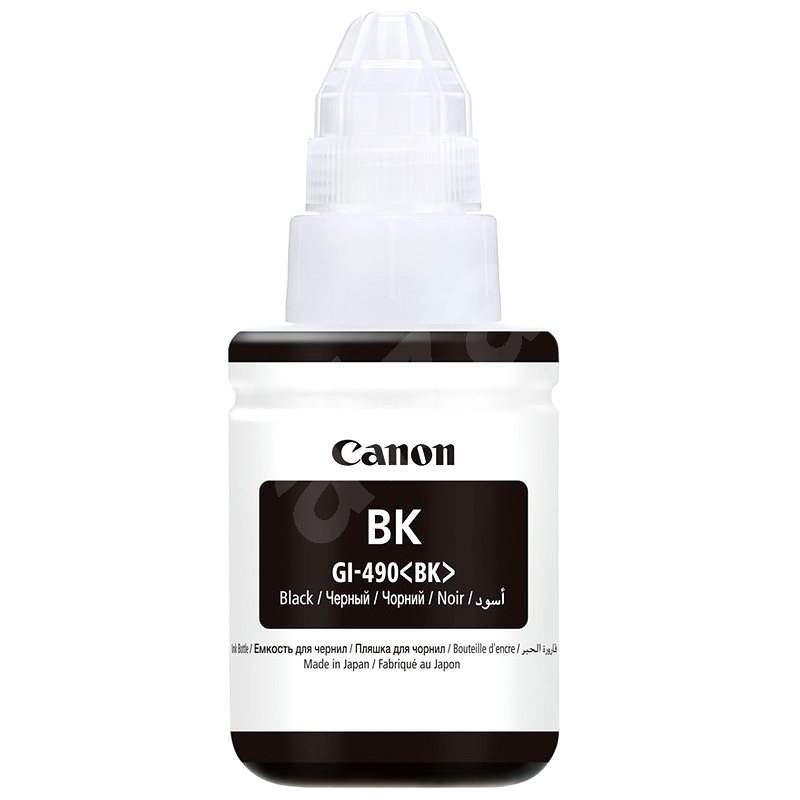 Canon GI-490 BK černá - Cartridge