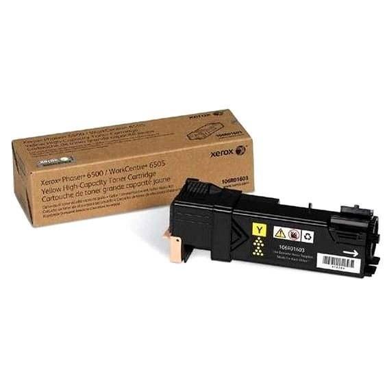 Xerox 106R01603 žlutý - Toner