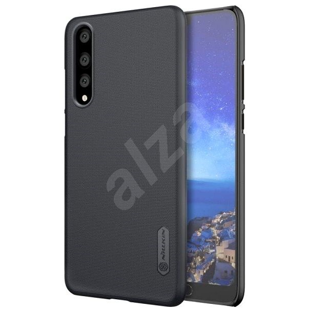 Nillkin Frosted pro Huawei P20 Pro Black - Kryt na mobil