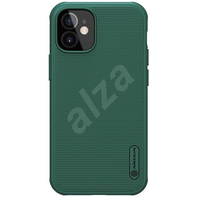 Nillkin Frosted PRO kryt pro Apple iPhone 12 mini Deep Green - Kryt na mobil