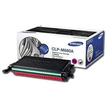 Samsung CLP-M660A purpurový - Toner