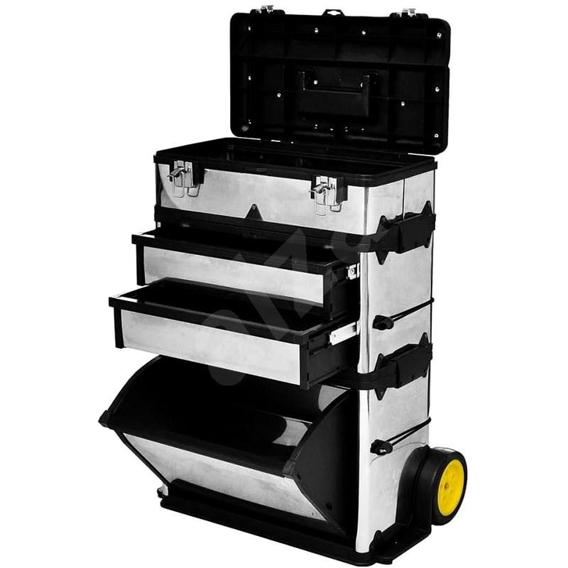 Mobilní kufr pro nářadí ze 3 částí - Kufr na nářadí