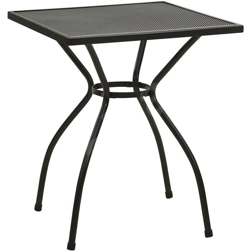 Bistro stolek 60 x 60 x 70 cm ocelové pletivo - Zahradní stůl
