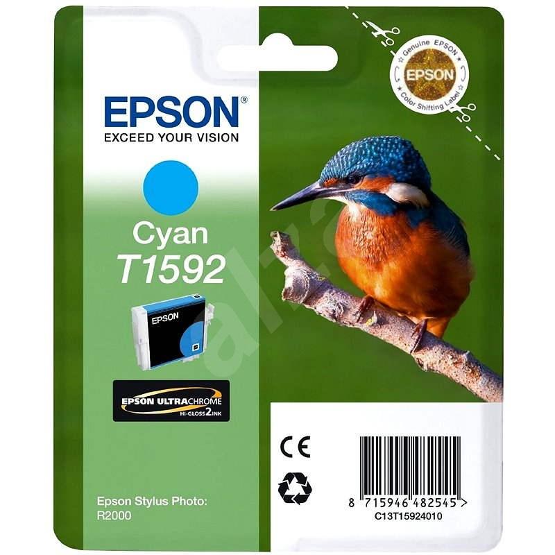 Epson T1592 azurová - Cartridge