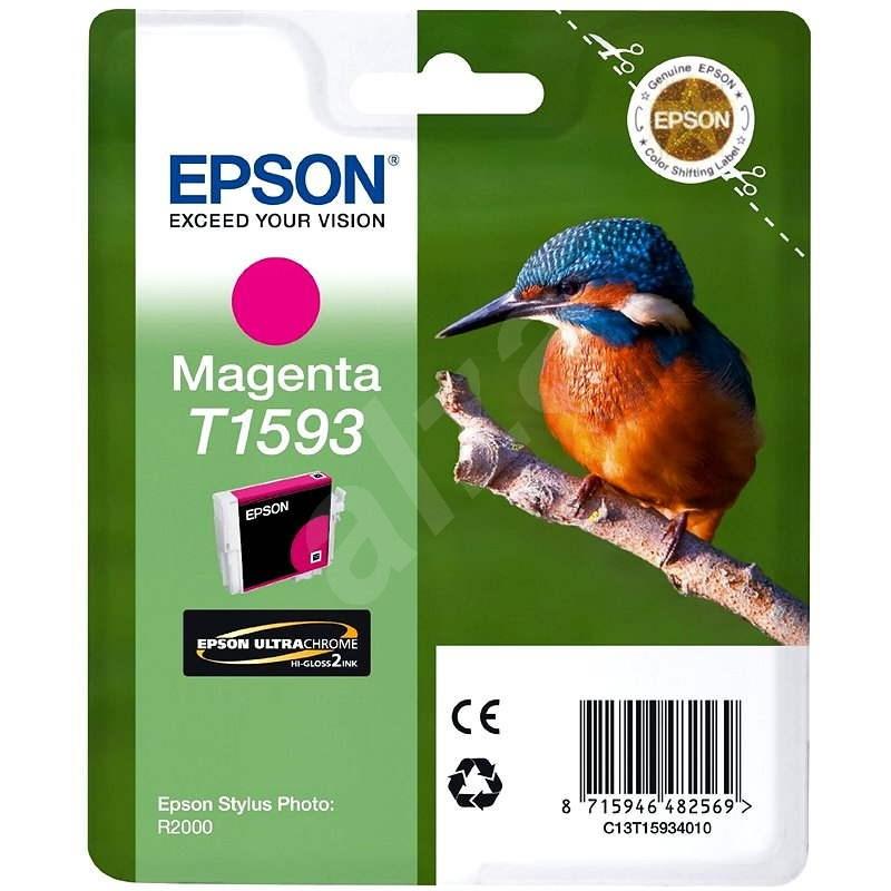 Epson T1593 purpurová - Cartridge
