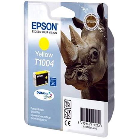 Epson T1004 žlutá  - Cartridge