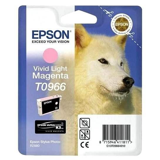 Epson T0966 světlá purpurová - Cartridge
